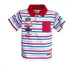 Polo marškinėliai nuo 86cm iki 114cm (Prancūzija)