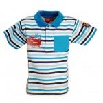 Polo marškinėliai vaikams nuo 86 iki 114 cm (Prancūzija)