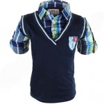 Marškiniai  nuo 114 cm iki 162 cm (Prancūzija)